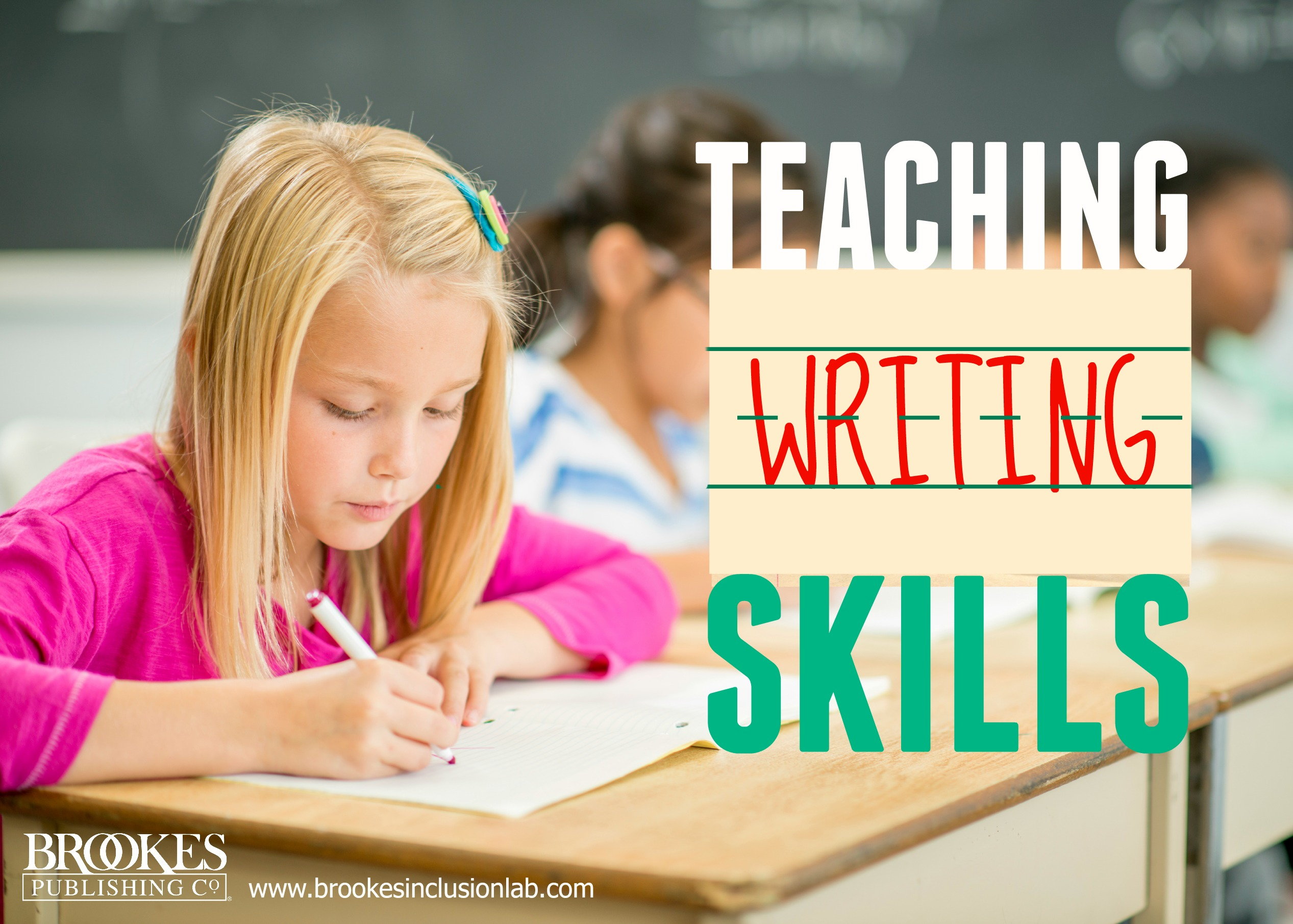 7 Steps to Teaching Writing Skills to Students with Disabilities