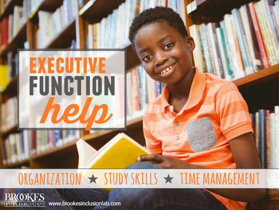 15 Tips on Organization, Study Skills, & Time Management for Students with Executive Function Issues