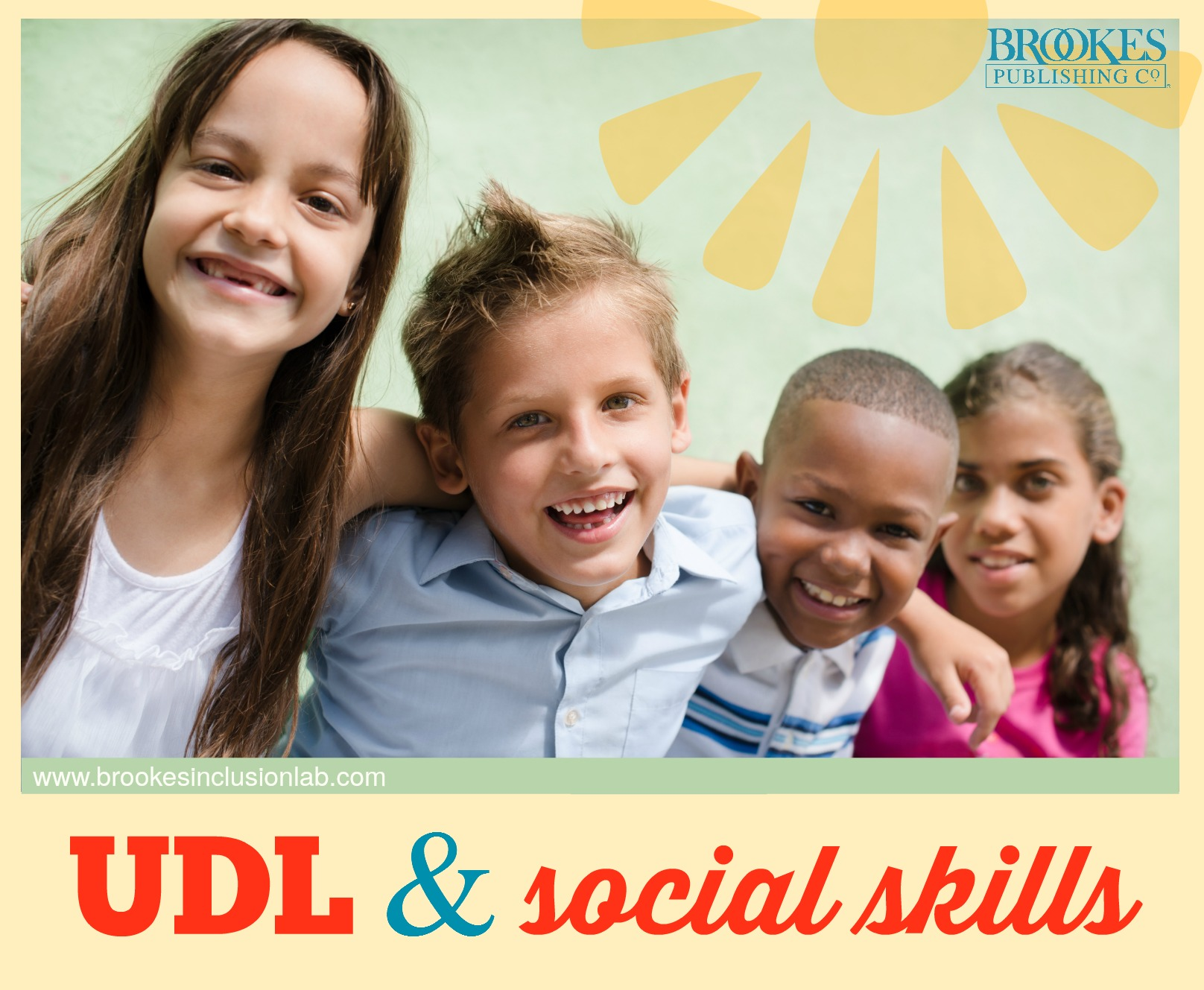 6 Ways to Boost Students' Social Skills (A UDL Post)