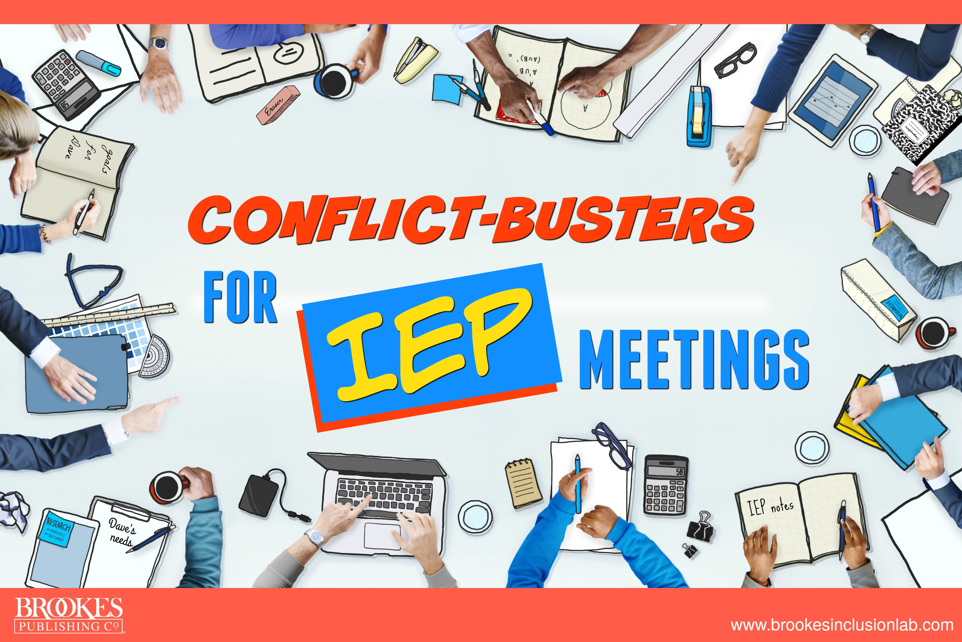 How To Have Successful Iep Meeting >> 10 Conflict Busters For Iep Meetings Inclusion Lab
