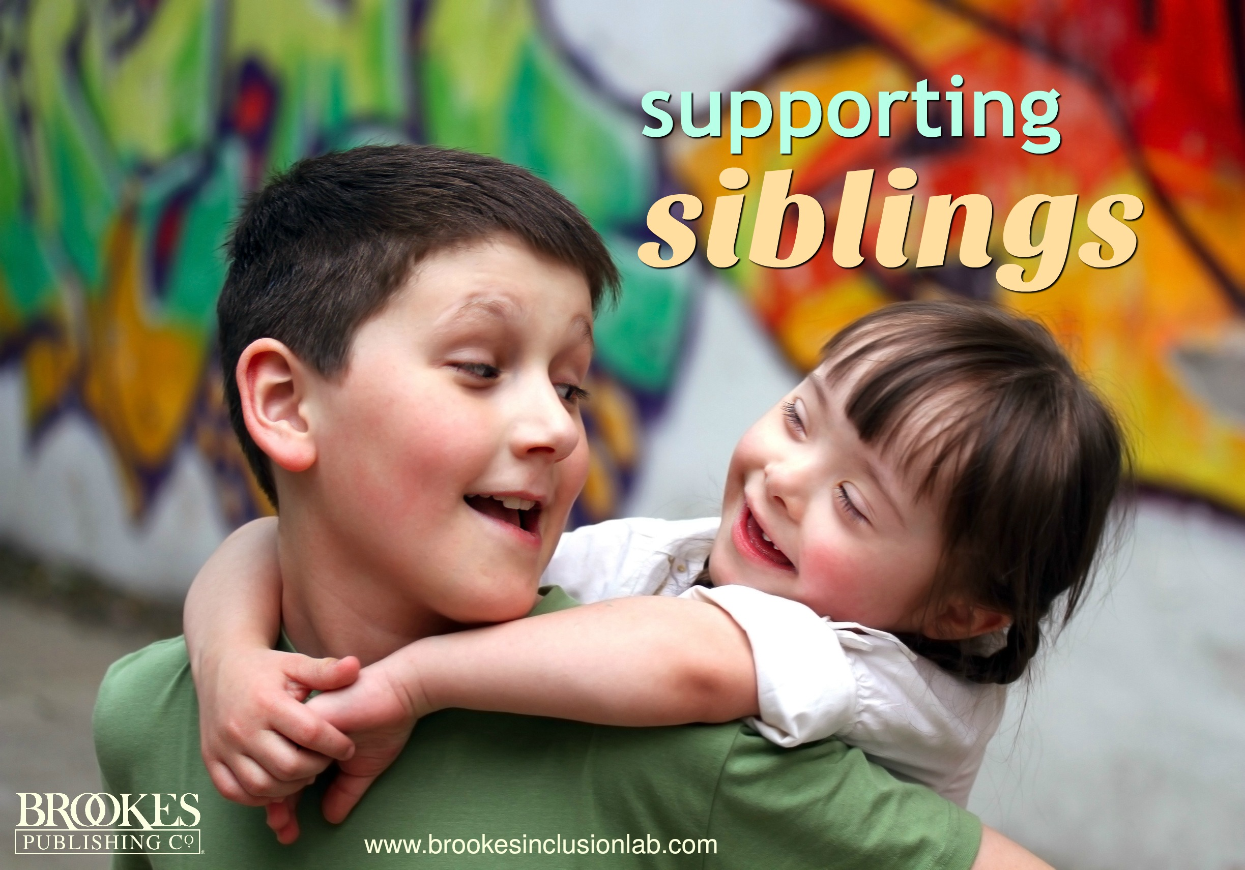 12 Ways to Support Siblings of Children with Disabilities