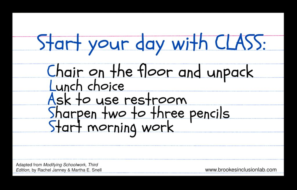 Helping All Students Get and Stay Organized: Teacher Tips