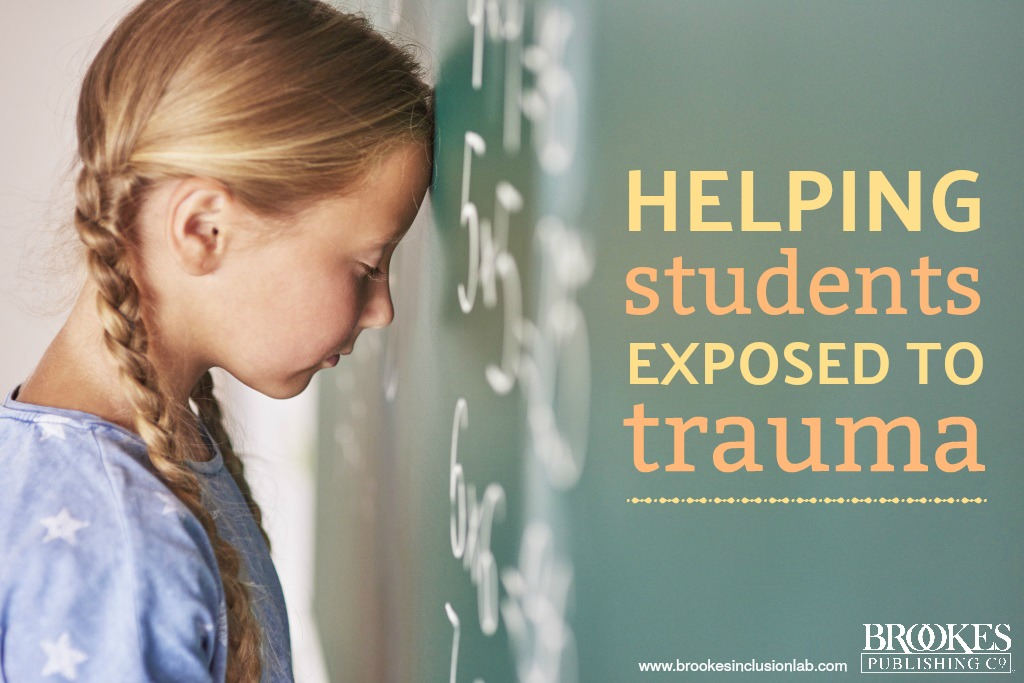Trauma Can Make It Hard For Kids To >> 11 Ways To Make Your Classroom A Safe Haven For Children Exposed To
