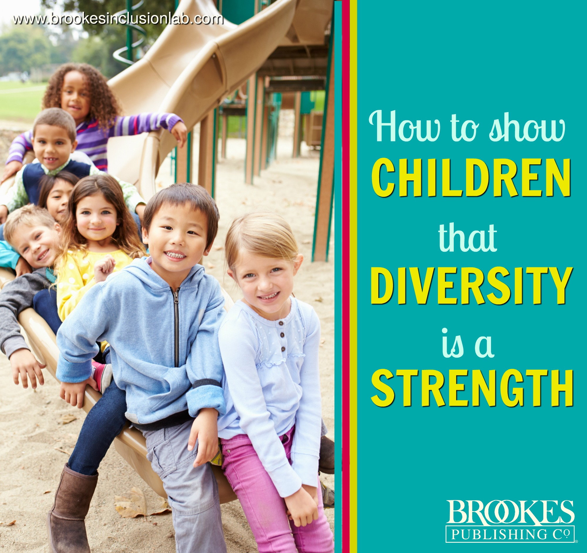 8 Ways To Show Young Children That Diversity Is A Strength