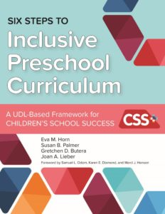 Brookes publishing six steps to inclusive preschool curriculum fandeluxe Gallery