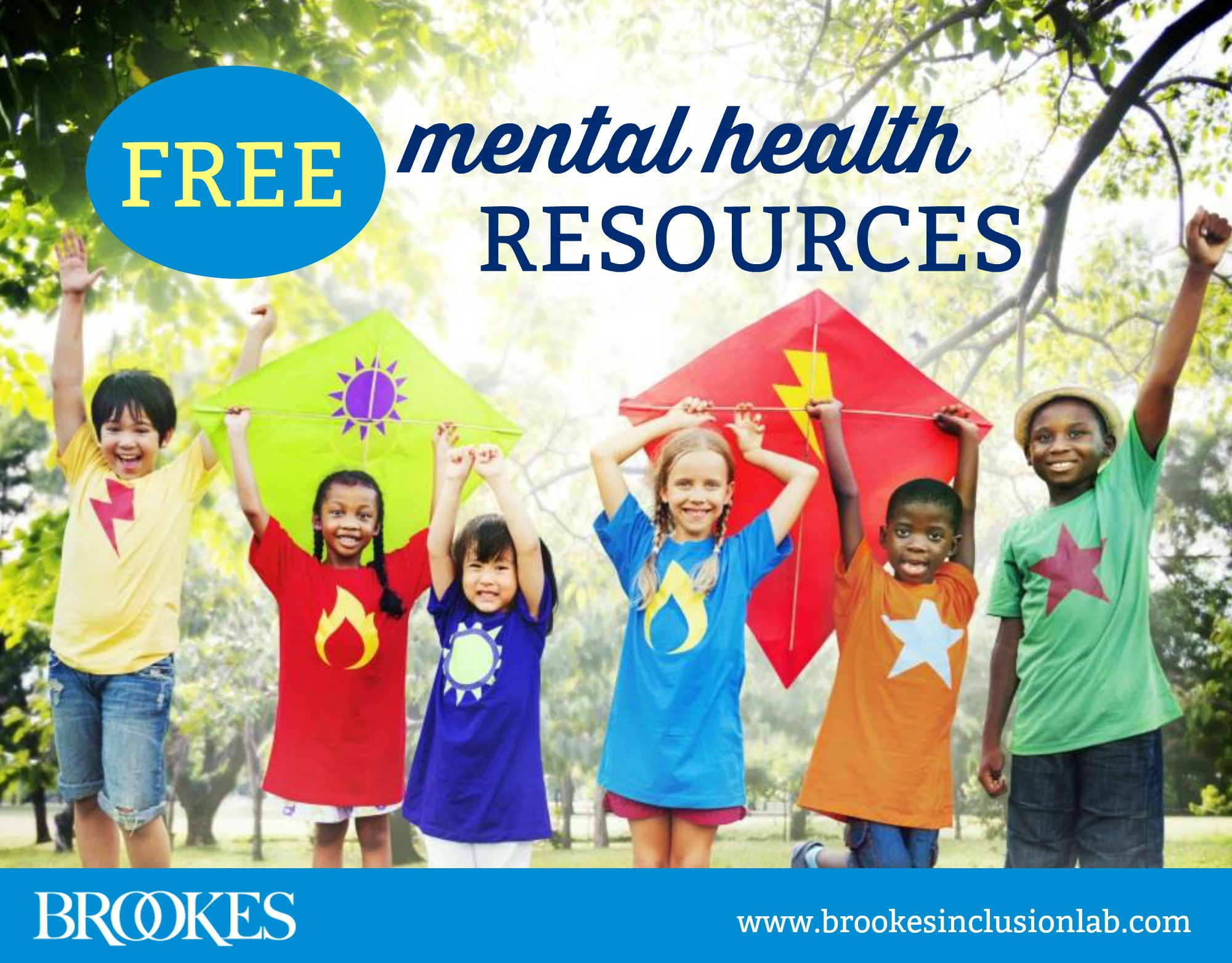 10 Free Resources For National Children S Mental Health Awareness Day The Inclusion Lab